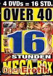 Mega Box - Over 40 - 16 Stunden (BB - Video - 4 DVD's)