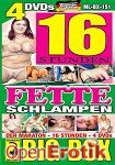Big-Box -Fette Schlampen - 16 Stunden (Muschi Movie - 4 DVD's)