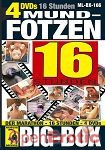 Big-Box - Mund-Fotzen - 16 Stunden (Muschi Movie - 4 DVD's)