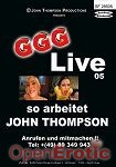 Live 05 - so arbeitet John Thompson (GGG - John Thompson)