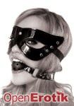 Masquerade Mask and Ball Gag (Pipedream - Fetish Fantasy Series)