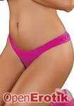 Thong Pink - L/XL (Bamboo Magic)