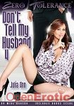 Dont Tell My Husband Vol. 4 (Zero Tolerance)