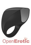 A1 Vibrating Ring -  Black/Chorme (OVO)