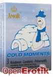 Amor Cold Moments Kondome 3er (Amor)