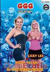 Licky Lex und Nicky Dream im GGG Spermahimmel (GGG - John Thompson)