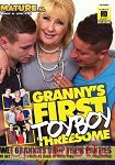 Grannys first Toyboy Threesome (Mature)