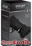 Black Rope 10 m (Steamy Shades)