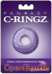 Peak Performance Ring - Purple (Pipedream - Fantasy C-Ringz)