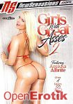Girls with great Asses Vol. 2 - over 4 Hours - 2 Disc Set (New Sensations)