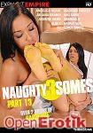 Naughty 3somes Part 13 (Explicit Empire)