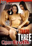 It takes Three Vol. 3 - over 5 Hours - 2 Disc Set (Digital Sin)
